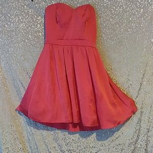 ❤Strapless formal dress